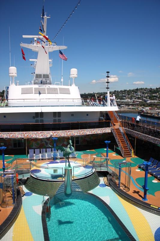 Christy Robbins: Alaskan Cruise Post 2: The Carnival Spirit