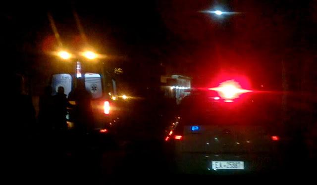 Εκτροπή ανατροπή αυτοκινήτου με τραυματία γυναίκα οδηγό στη Παλαιά Ε.Ο. Κορίνθου – Άργους