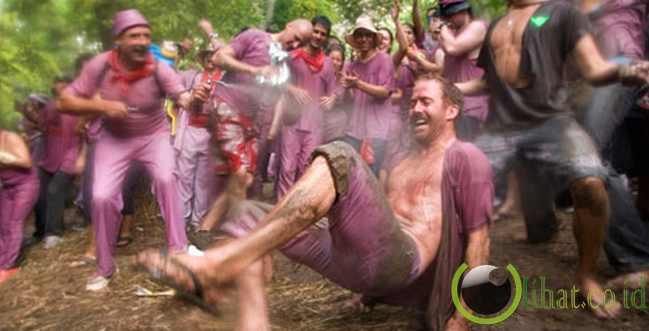 Haro Wine Festival, Spanyol