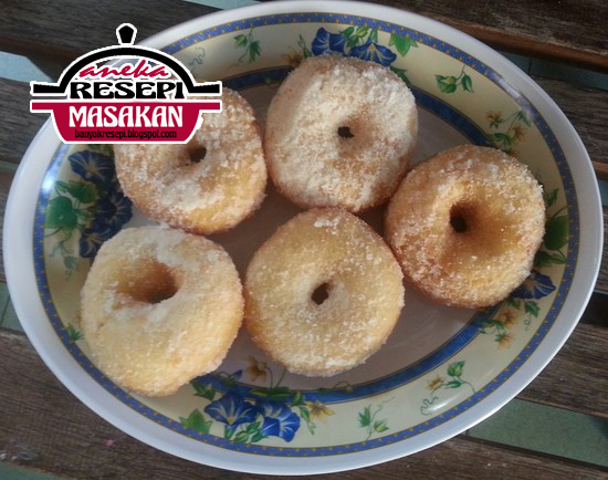Resepi Donut Gebu & Sedap https://banyakresepi.blogspot.com