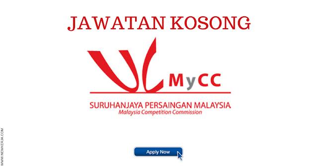 JAWATAN KOSONG SURUHANJAYA PERSAINGAN MALAYSIA (MYCC) - KELAYAKAN SPM
