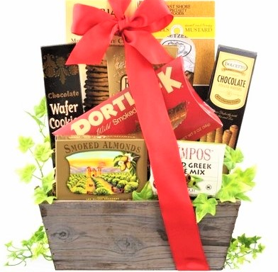 Unique Corporate Baskets For Your Favorite Co-Worker