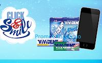 Logo Gioca e vinci forniture Vivident e Iphone 6 Plus