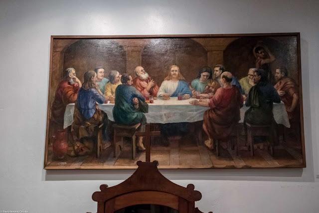 """""""Santa Ceia"""" de Theodoro de Bona"""