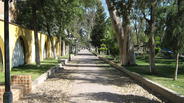 Parque Alameda de Dolores Hidalgo