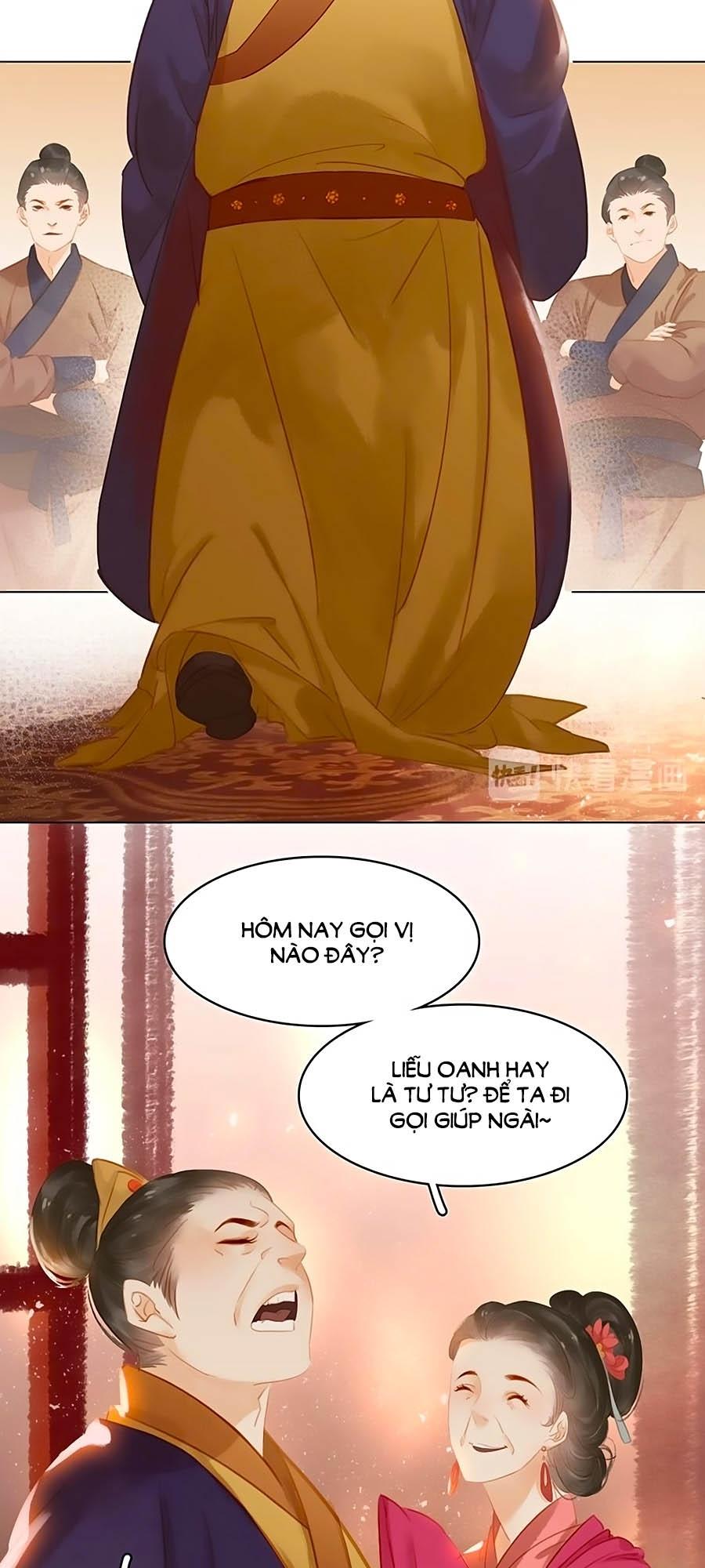 Tiểu sư phụ, tóc giả của ngài rơi rồi! chap 12 - Trang 6