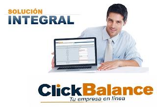 clickbalance, software y herramientas de gestión para empresas