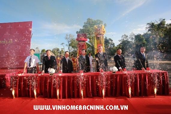 khoi cong du an vinpearl paradise villas