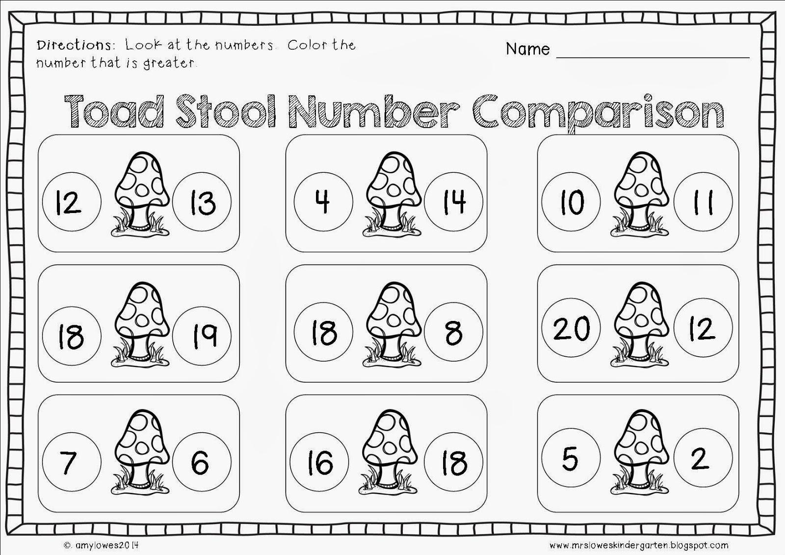 Mrs. Lowes' Kindergarten Korner: Everyone's a Winner! No
