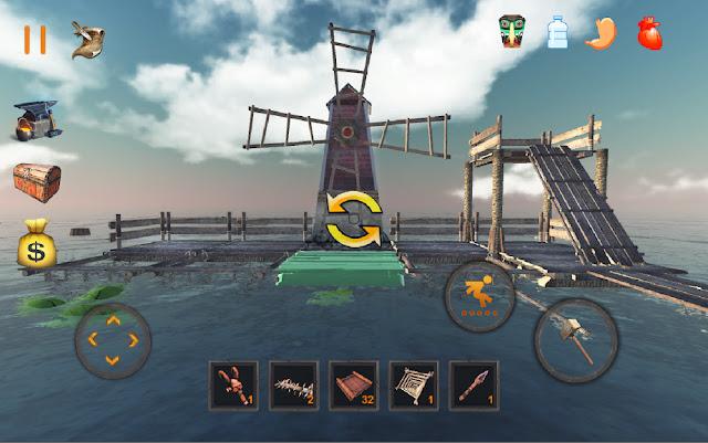 لعبة Raft Survival: Ultimate v8.2.0 unnamed+%2832%
