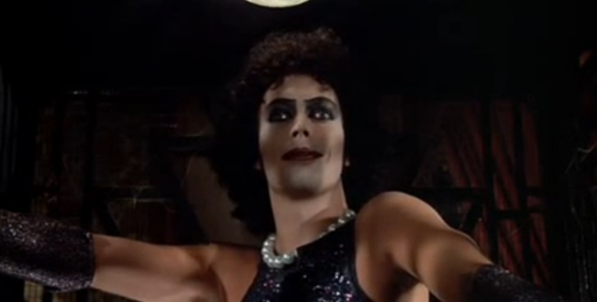 Rocky Horror Quotes Frank N Furter Rebel Movie Full Movie Download