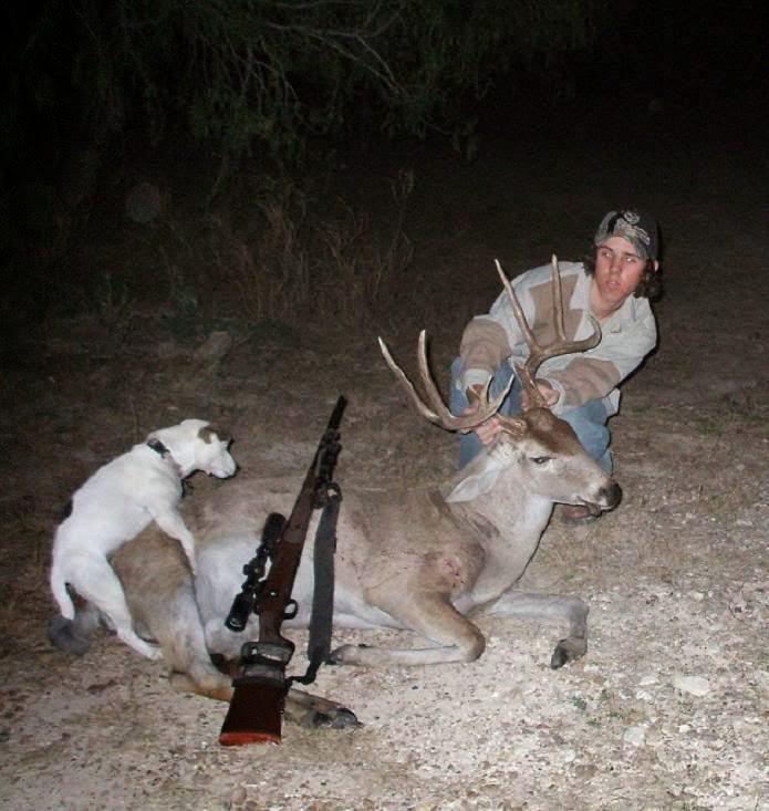 Blow job in tthe deer stand 3