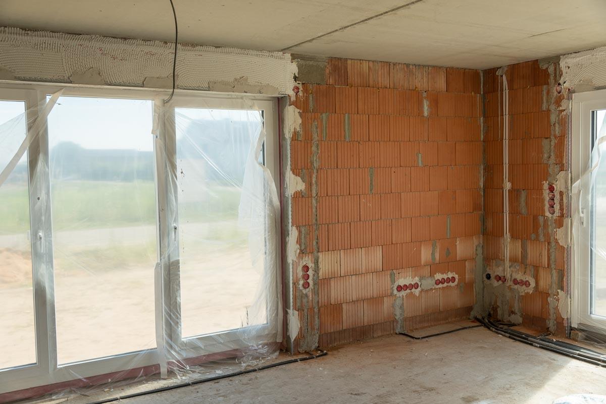 Fenster Griesheim hausbau griesheim innenputz