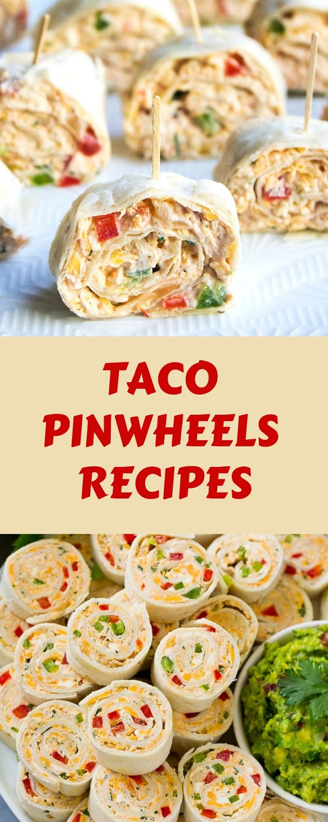 TACO PINWHEELS RECIPES