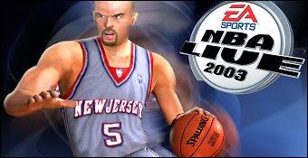 تحميل لعبة كرة السلة NBA Live 2003 بحجم صغير وبدون تثبيت