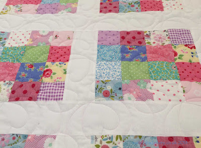 'Megan's Quilt' made by Maria
