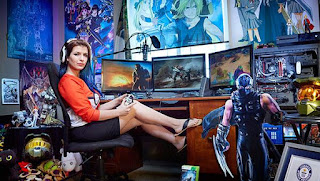Kat Gunn - Highest Earning Female Gamer