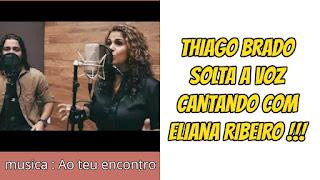 Thiago Brado Eliana Ribeiro