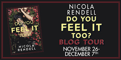 Do You Feel It Too? Blog Tour banner