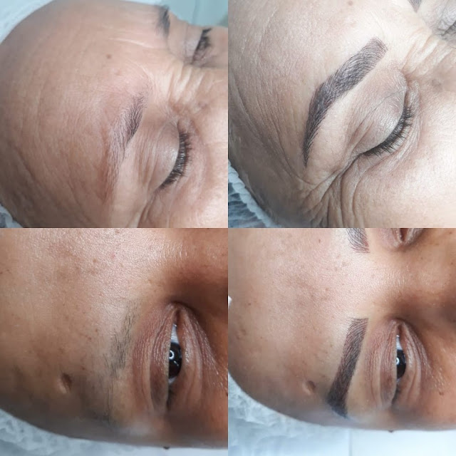 A solidária história da designer de sobrancelhas que ajuda mulheres com câncer a recuperar autoestima