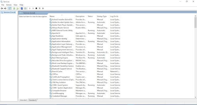 Mengatasi Error Code: 0x800706d9 pada Windows 10