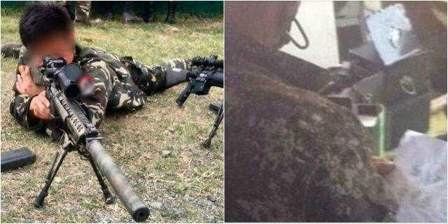 Veteran Sniper fulfilled his wish to his fallen buddy: 'Nakaisa na ako para sa iyo, pare'