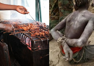 Suya seller arrested while trying to kill girl for suya