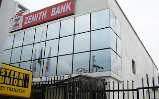 Code for Checking Zenith Bank Account Balance