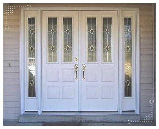 gambar desain kusen pintu - photo #5