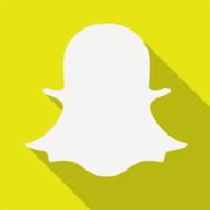 snapchat shadow icon