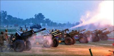 Por que são 21 tiros de canhão 2020