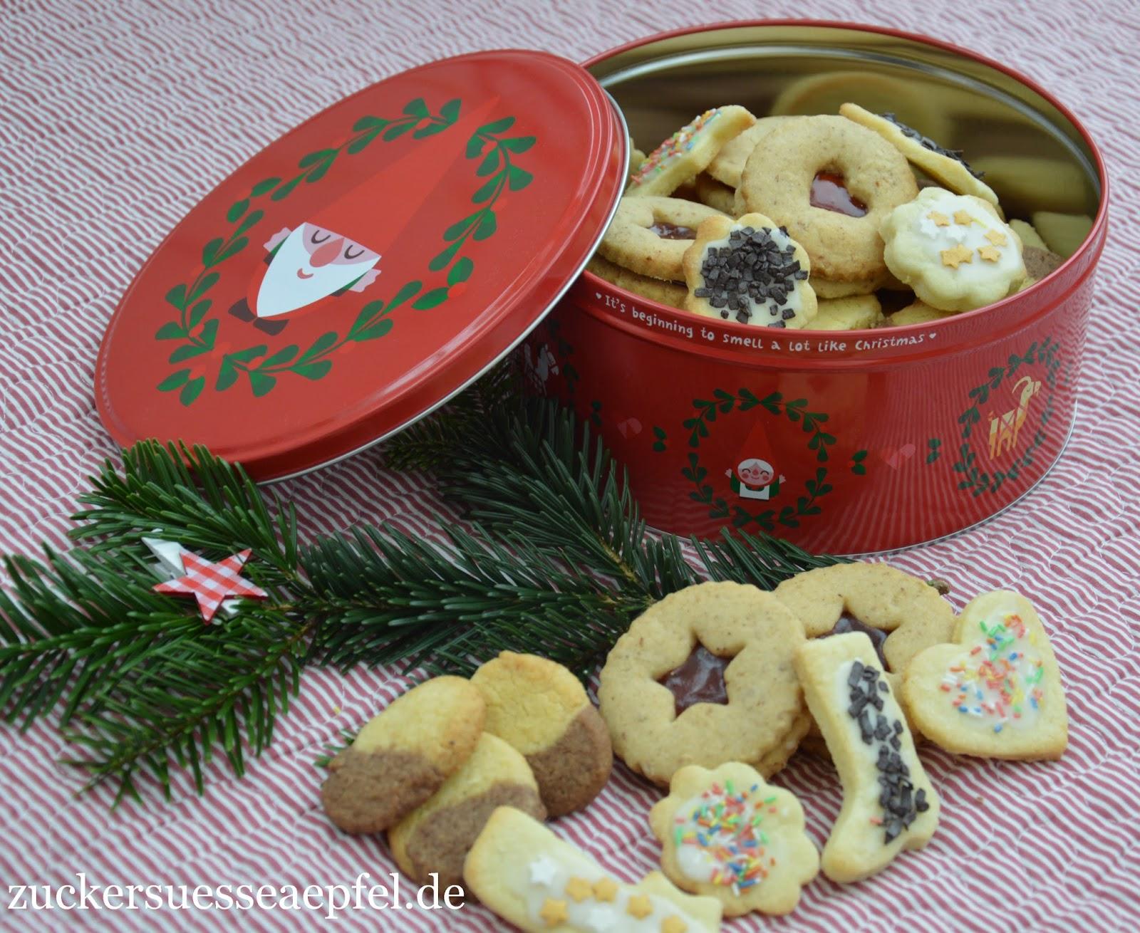 Weihnachtsplätzchen Klassische Rezepte.Unsere Drei Liebsten Rezepte Für Weihnachtsplätzchen Zuckersüße