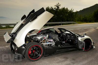 2012 Pagani Zonda Cinque Roadster Car To Ride