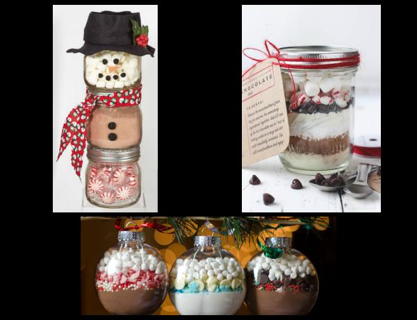 DIY Gift Idea: Hot Chocolate Snowman