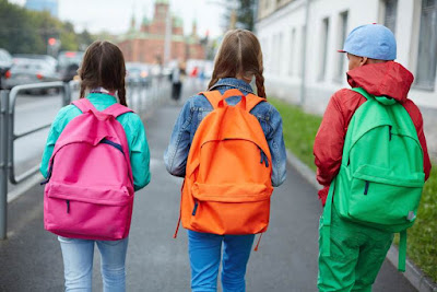 Back to School Back Pack Safety: Protect Your Child's Spine