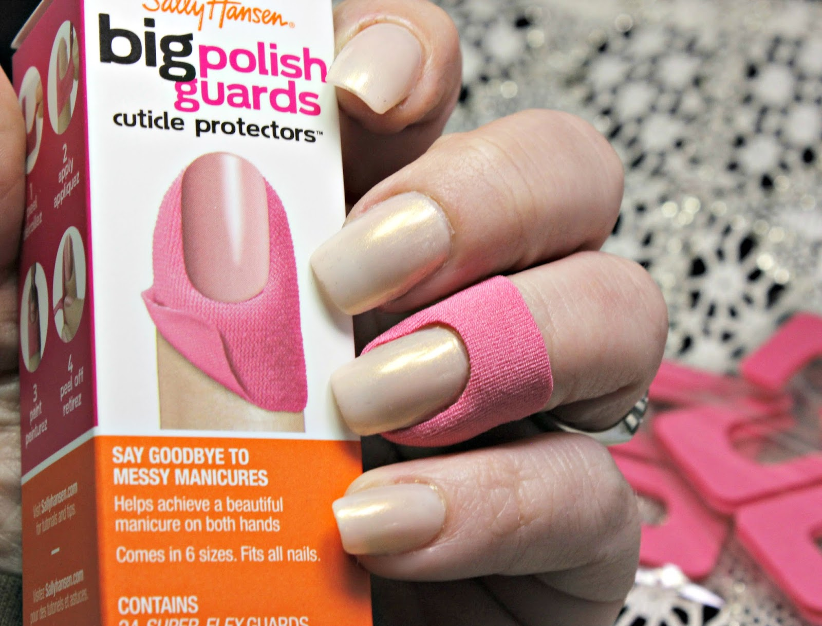 Sally Hansen Big Polish Guards for All Your Cutie Love