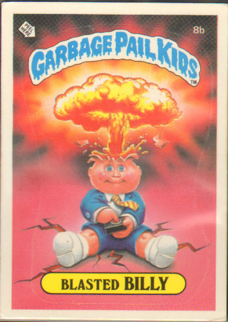 Collector S Crack The Garbage Pail Kid Set Needs
