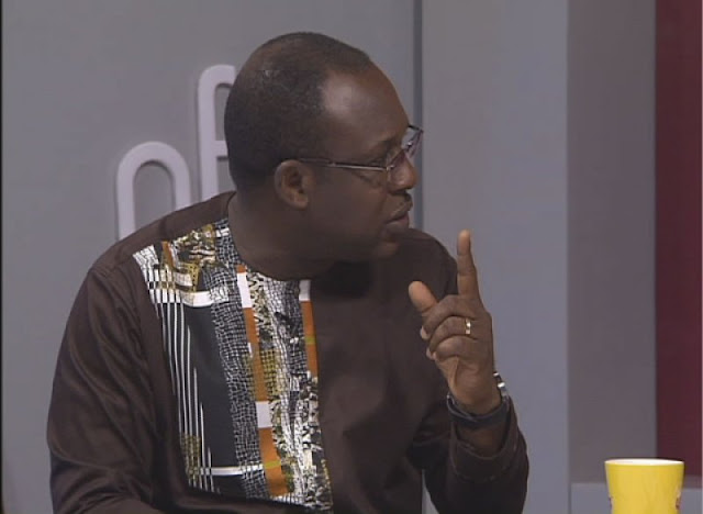 NDC did 'everything possible' to protect Woyome - Kofi Bentil