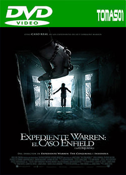 El Conjuro 2 (Expediente Warren 2) (2016) DVDRip