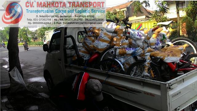 Ekspedisi Pengriman Sepeda Motor Surabaya
