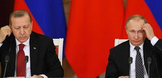 Γιατί η Τουρκία δεν θα... ευθυγραμμιστεί με τη Ρωσία