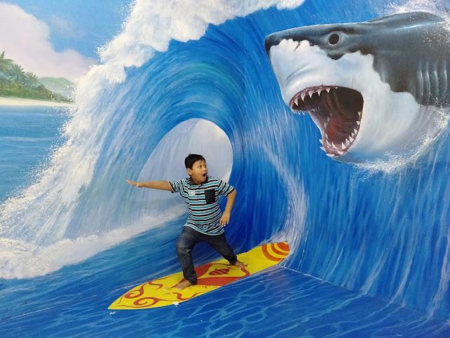 Museum Lukisan Lucu (Lulu) 3D