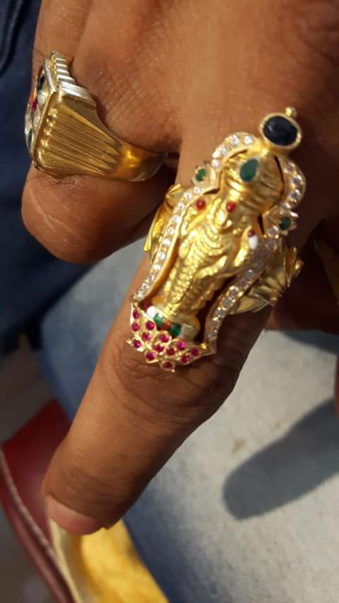 916 Jewellery Rings Balaji Rings Collection