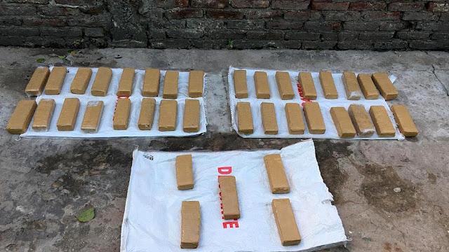 Atrapan a narcos paraguayos que distribuían droga al por mayor en el oeste del conurbano