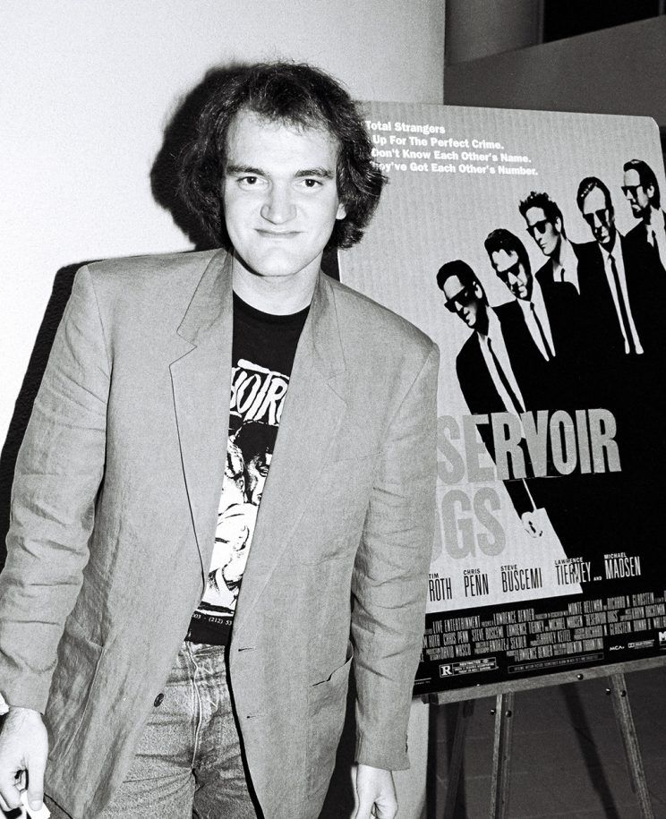 Quentin tarantino because we love making movies janvier 2017 for Chambre commerciale 13 octobre 1992