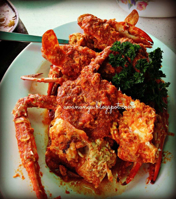 Makan-Makan: Restoran Saujana Seafood, Gelang Patah Johor