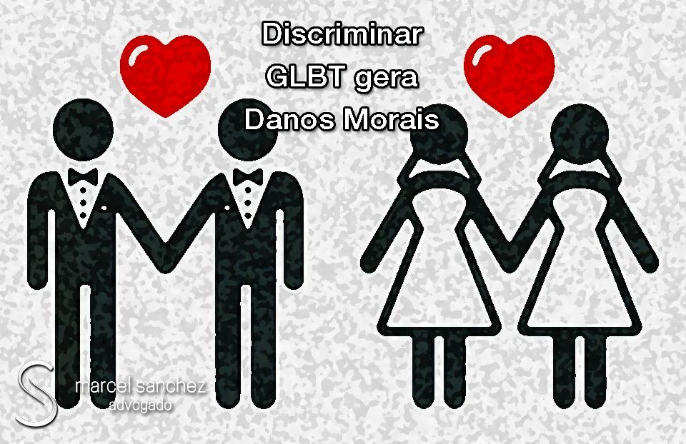 Dano Moral: Discriminação contra GLBT em Bares, Restaurantes e Festas