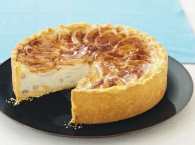 Apple Cheesecake Recipe Easy Dessert Recipes
