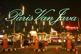 PVJ, Tempat ramai penumpang di Bandung