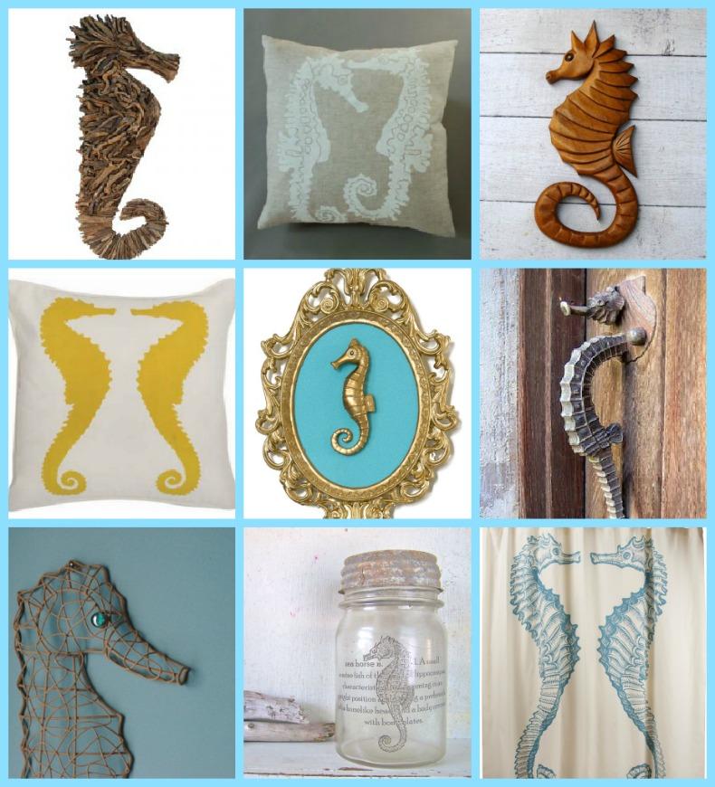 seahorse accesoories
